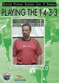 Playing the 1-4-3-3 Soccer DVD