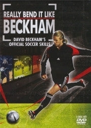 Really Bend it Like Beckham Soccer DVD