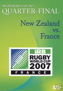 Rugby World Cup 2007 - Quarter Final - New Zealand v France