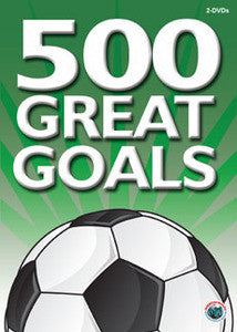500 Great Goals (2-DVD Set)