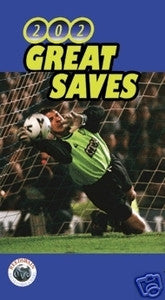 202 Great Saves Soccer DVD