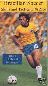 Brazilian Soccer with Zico - Skills and Techniques DVD