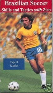 Brazilian Soccer with Zico - Tactics DVD