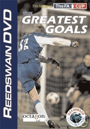 FA Cup Greatest Goals Soccer DVD
