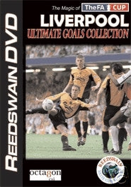Liverpool Ultimate FA Cup Goals Collection Soccer DVD