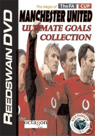 Manchester United Ultimate FA Cup Goals Collection DVD