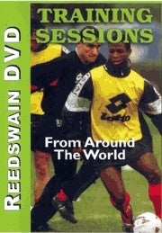 Soccer Training Sessions from Around the World DVD