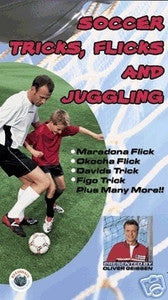 Soccer Flicks, Tricks and Juggling DVD