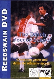 The Dutch Soccer School Soccer - 40 Training Games and Drills for Offensive Soccer