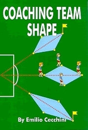 Coaching Team Shape - Soccer Book