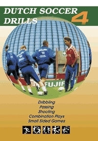 Dutch Soccer Drills Volume 4 - Book