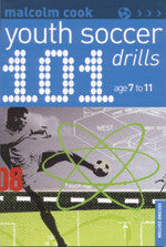 101 Youth Soccer Drills for 7-11 Year Olds - Book