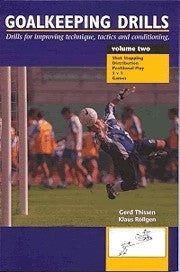 Goalkeeping Drills Vol 2 - Soccer Book
