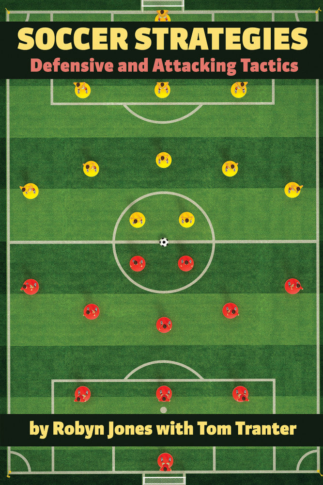 Soccer Strategies - Defensive and Attacking Tactics