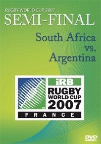 Rugby World Cup 2007 - Semi Final - South Africa vs Argentina
