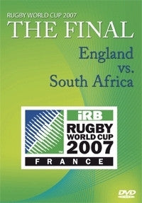 Rugby World Cup 2007 - The Final - England vs South Africa