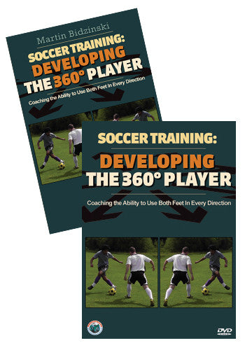Developing the 360° Player DVD and Book Combo