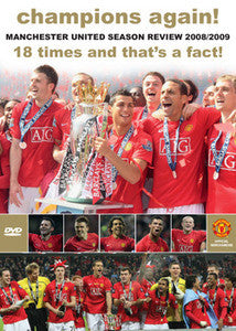 Manchester United Season Review 2008/09