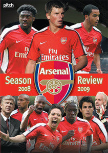 Arsenal FC Official Season Review 2008/09