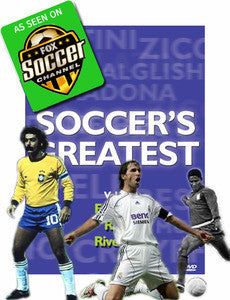 Soccer's Greatest - Vol. 2 - Eusebio/Raul/Rivelino