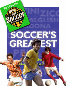 Soccer's Greatest - Vol. 3 - George Best/Marco van Basten/Zico