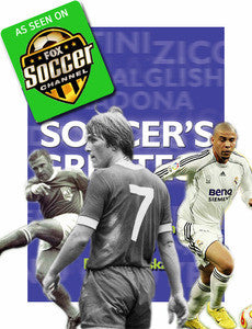 Soccer's Greatest - Vol. 7 - Kenny Dalglish/Ronaldo/Ferenc Puskas