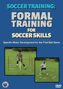 Formal Training for Soccer Skills