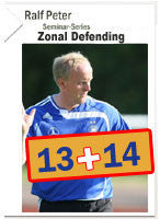Online Seminar: Zonal Defending Part 13 - Midfield Pressing 2 + GET Part 14 - Midfield Pressing 3 FREE!
