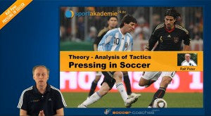 Online Seminar: Pressing Part 1 - Theory and Analysis