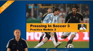 Online Seminar: Pressing in Soccer Part 3 - Practice Models 2