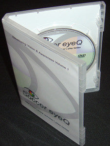 Soccer EyeQ - Developing Vision and Awareness Vol. 1
