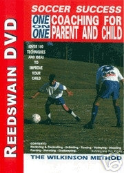 One on One Coaching for Parent and Player Soccer