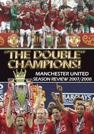 Manchester United Season Review 2007/2008 Soccer DVD