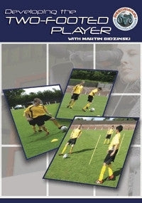 Developing the Two-Footed Player Soccer DVD