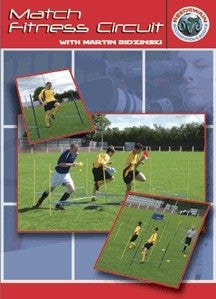 Match Fitness Circuit Soccer DVD