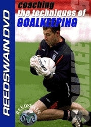 Coaching the Techniques of Goalkeeping Soccer DVD