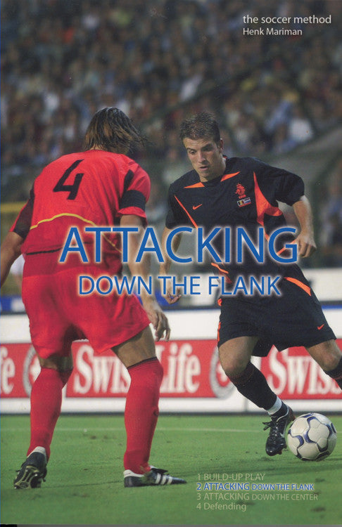 The Soccer Method - Attacking Down the Flank