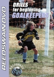 Drills for Beginning Goalkeepers Soccer DVD