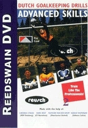 Dutch Goalkeeping Drills - Advanced Skills Soccer DVD