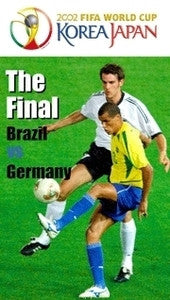FIFA World Cup 2002 - The Final Soccer DVD