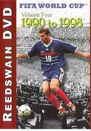 FIFA World Cup Volume Four - 1990-1998 Soccer DVD