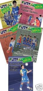 Futsal Made in Brazil - Set of 5 DVDs