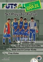 Futsal Made in Brazil - Set Plays for Futsal DVD