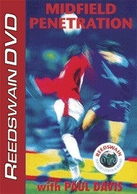 Midfield Penetration Soccer DVD