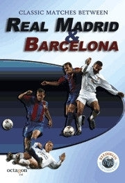 Real Madrid v Barcelona Classic Matches Soccer DVD