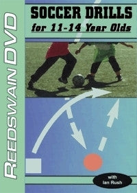 Soccer Drills for 11-14 Year Olds Soccer DVD