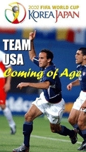Team USA Coming of Age Soccer DVD