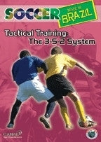 Soccer Made in Brazil - The 3-5-2 System DVD