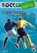 Soccer Made in Brazil - The 4-4-2 System DVD