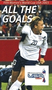 Womens World Cup 2003 - All the Goals Soccer DVD